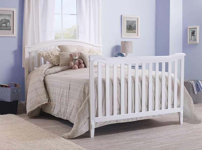 Sorelle Vista Crib Sorelle Vista Collection 4 In 1 Crib