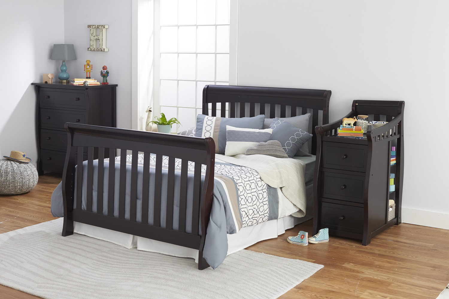 Sorelle Torino Full Size Bed Rails