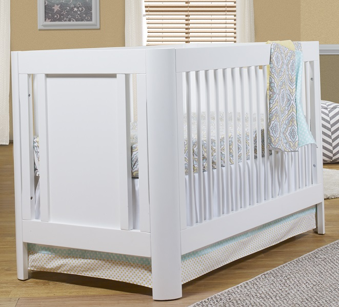 sorelle chandler panel crib white - Sorelle Cribs