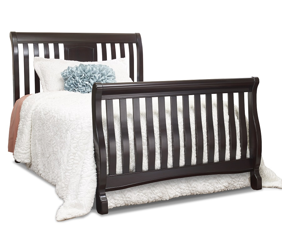 Sorelle Tuscany Toddler To Full Bed Conversion